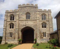 Pentney Abbey Gatehouse